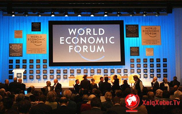 Dünyanın gözü Davosda - Əliyev də ordadır