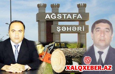Ağstafanın icra başçısını mətbuata Ramiz Tatarov satıb?