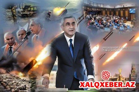 Kremlin Qarabağ klanına stavka etməsinin tək səbəbi - işğalçı hərbi seçir?