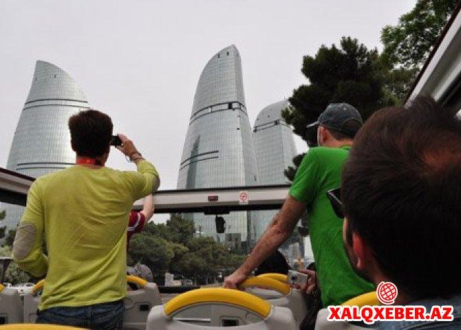 Bakıda turistləri Tarix Muzeyinə buraxmadılar - İş günü qapıları bağladılar