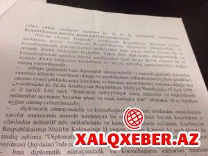 XİN müavinləri Eldar Həsənovu korrupsiya və bacarıqsızlıqda ittiham edib – SENSASİYALI FAKTLAR VƏ FOTOLAR