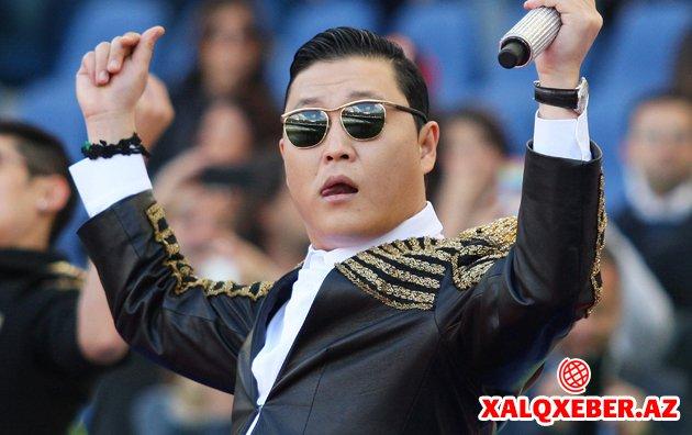 """""""Gangnam Style""""ın ifaçısı Bakıya gəlir"""