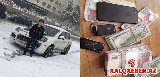 """24 yaşlı qızı vurub öldürən """"Porsche"""" sahibinin dəbdəbəli həyatı - FOTOLAR"""