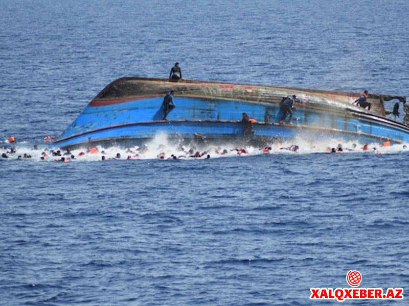 Aralıq dənizində FACİƏ: 250 insan yoxa çıxdı