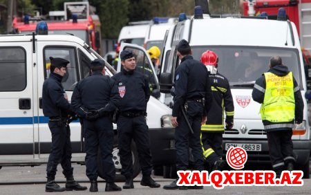 Parisdə həyəcan: - hava limanı boşaldılır