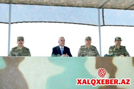 """Müdafiə naziri: """"Naxçıvanın müdafiəsində ən peşəkar ordu dayanıb"""""""