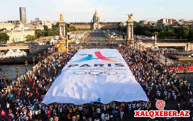 2024-cü il Olimpiya Oyunlarının keçiriləcəyi şəhər dəqiqləşdi