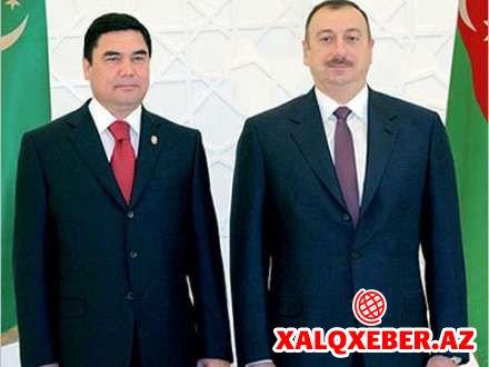 Türkmənistan prezidentinin Azərbaycana səfəri başa çatıb