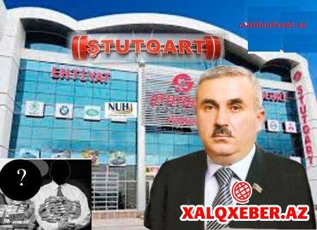 """Nəriman Əliyevin """"Ştutqart"""" bəlası: - iflas, dələduzluq və …"""