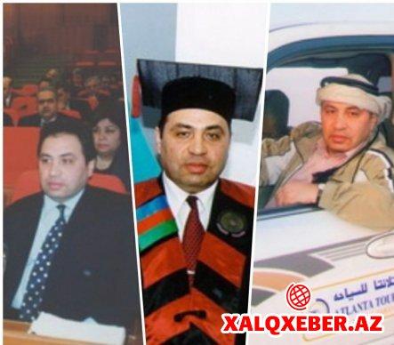 Abel Məhərrəmovun gerçək siması - Bacarıqsız rektor, saxta alim, uğursuz deputat - VİDEO