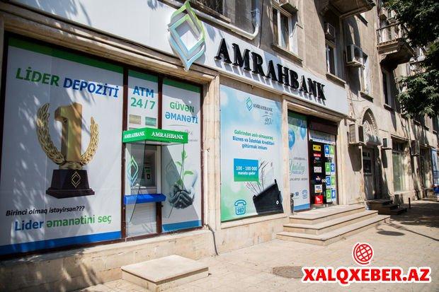 """""""Amrahbank""""da kredit özbaşınalığı - ŞİKAYƏT"""