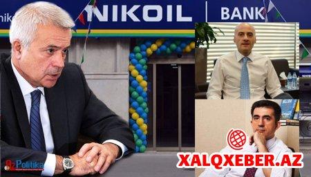 """Palata """"Nikoyl Bank""""da nə axtarır? - MİLYARDERİN AZƏRBAYCANDAKI BANKINDA YOXLAMALAR!"""
