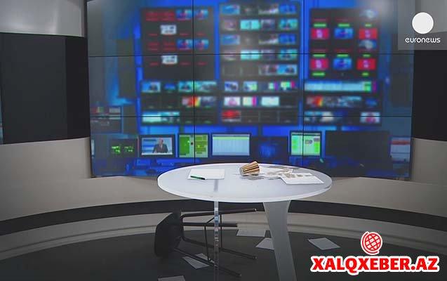 """Azərbaycan öz """"Euronews""""unu yaradır"""