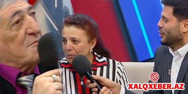 """Xalq artisti həyat yoldaşına: """"Sənə 50 dəfə xəyanət etmişəm"""""""