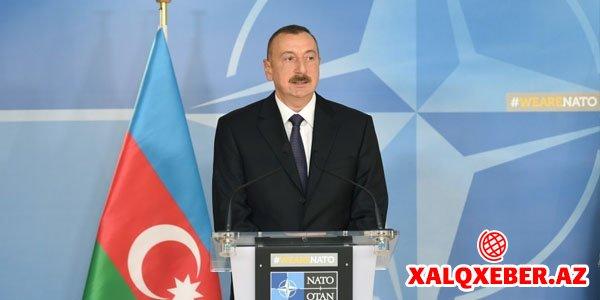 """İlham Əliyev: """"Azərbaycanın ərazi bütövlüyünü bütün dünya tanıyır"""""""