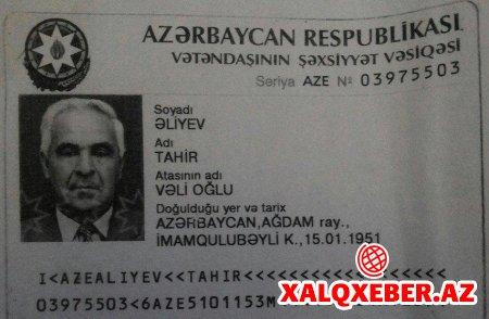Ağdam rayon Təhsil Şöbəsinin müdirinə qarşı rüşvət iddiası