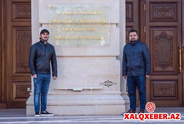 Tolikə vəzifə verildi - FOTO
