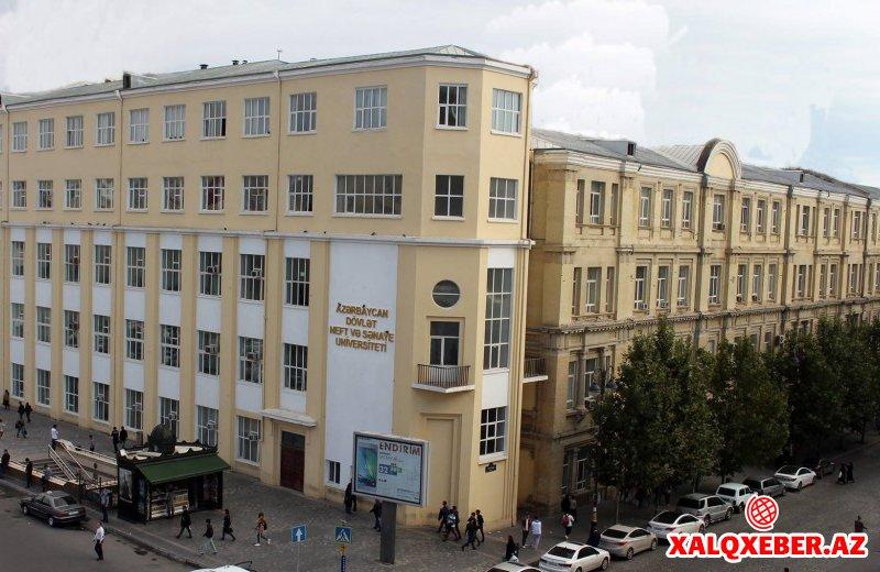Azərbaycan Dövlət Neft və Sənaye Universitetində nələr baş verir? - ŞİKAYƏT