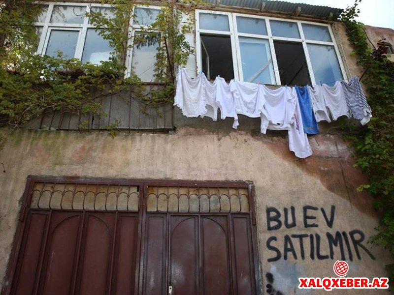 Köçkün ailəsindən Birinci vitse-prezident Mehriban Əliyevaya- Müraciət