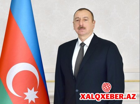 """Prezident İlham Əliyev """"BakuTel-2017"""" sərgisi ilə tanış olub -YENİLƏNİB"""