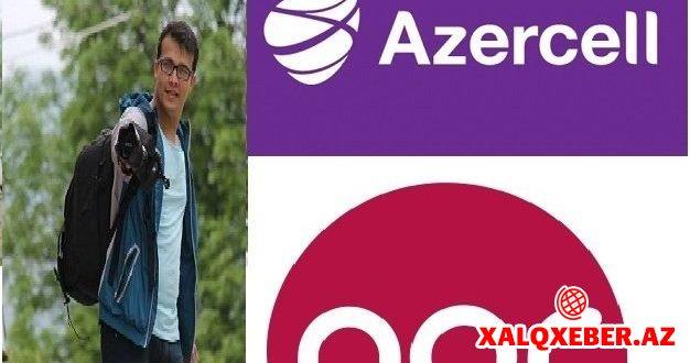 """Jurnalist """"Azercell""""i atıb, """"Nar""""a keçdi – """"İndi yol göstər, nömrəmi """"Nar""""a daşıyım"""