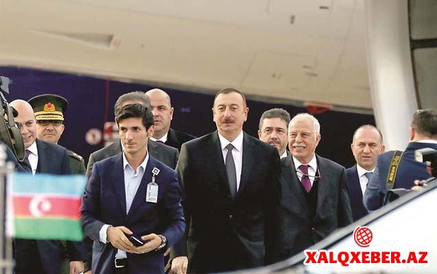 Əliyevin də olduğu fövqəladə Qüds toplantısı - İstanbulda başladı