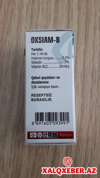 Diqqətli olun: Apteklərdə saxta göz damcısı satılır – FOTO