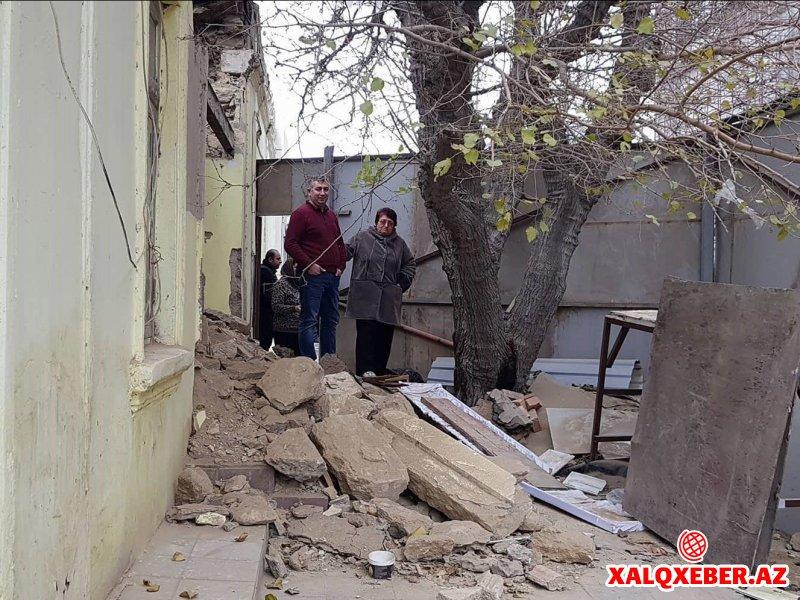 Paytaxtın mərkəzi rayonunda kütləvi etiraz