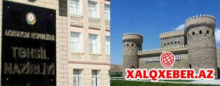 """Şamaxı Dövlət Regional Kollecində """"bazar qanunları"""""""