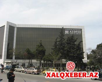 """""""Azərsu"""" ASC-də gözlənilməz dəyişiklik - Vitse-prezident istefa verdi"""