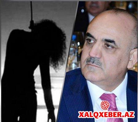 Səlim Müslümovun intihar etdirdiyi o qadın yox, Azərbaycan idi...