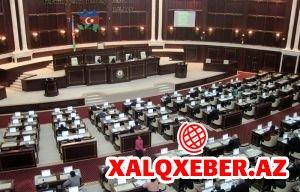Heydər Əliyevin 95 illiyi ilə bağlı amnistya verilməsi təklif edilib