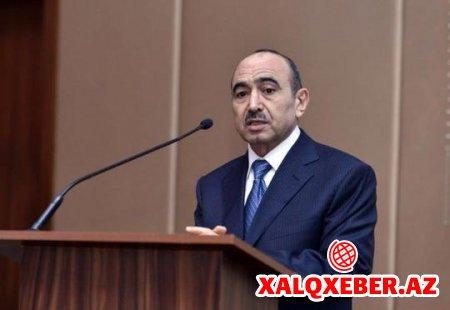 """""""Onun xidmətləri daim yüksək qiymətləndirilib"""" - Əli Həsənov"""