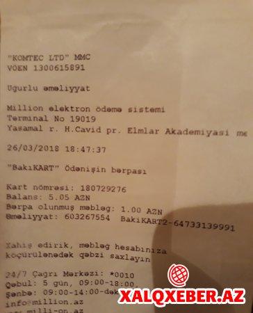"""""""MilliÖn"""" millətin cibinə necə girir? - Fırıldaqçılığın son həddi"""
