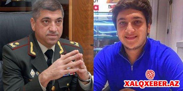 """Novruzəli Orucovun oğlu: """"Hadisə sürücü məni söyəndən sonra baş verdi"""""""