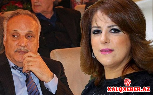 """Xalq artistinin biznesmen əri: """"Mənim icazəm yoxdur ki, onun…"""""""