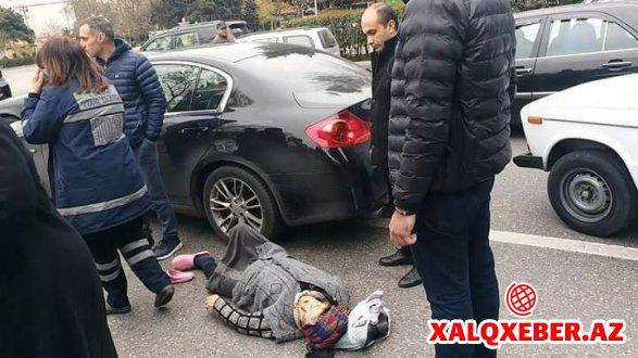 Haclıbala Abutalıbov daha bir yaşlı qadını öldürdü - FOTO