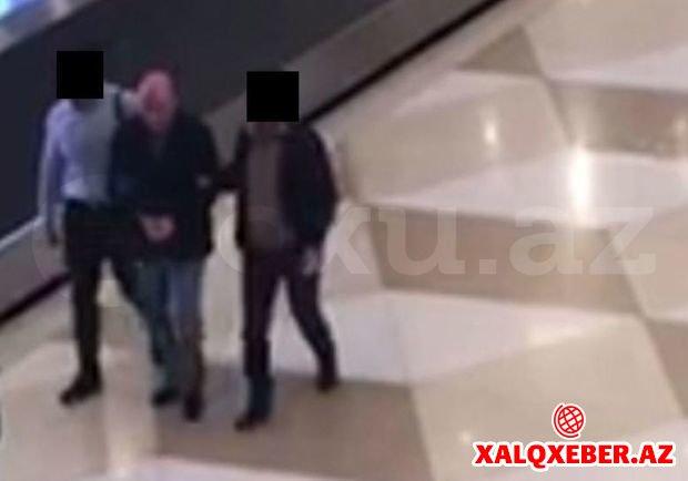 """Həbs olunmuş """"Quska"""" Bakı hava limanında - EKSKLÜZİV FOTO"""