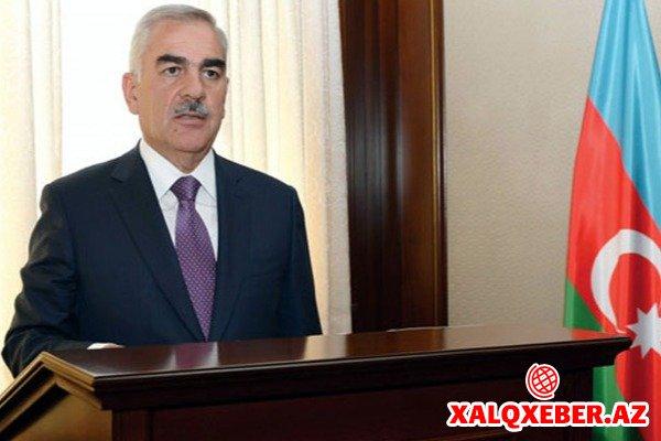 Vasif Talıbov peyğəmbərə heykəl qoydurdu - FOTOLAR