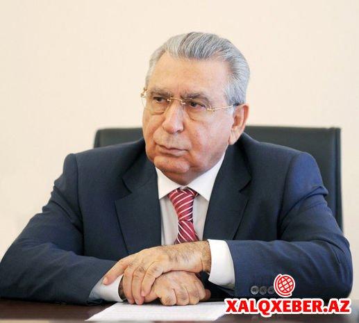 Ramiz Mehdiyev IX Beynəlxalq görüşdə iştirak edir