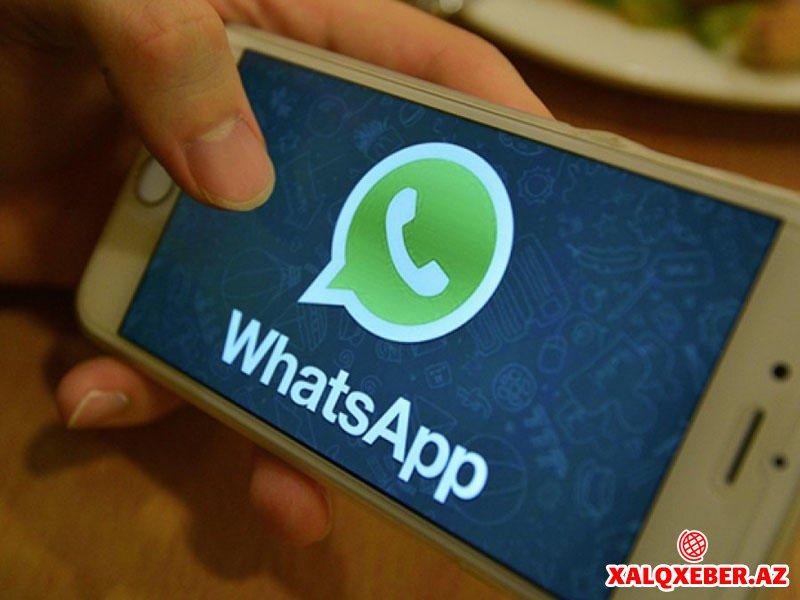 """""""WhatsApp""""da yeni funksiyalar"""