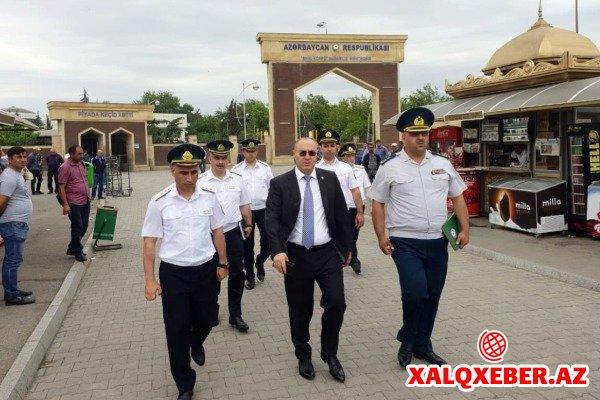 Səfər Mehdiyev icra başçısının oğluna vəzifə verdi