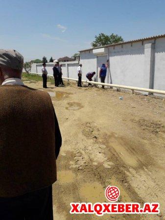 Süleyman Mikayılovin işçısındən Heydər Əliyev fonduna HÖRMƏTSİZLİK - VİDEO