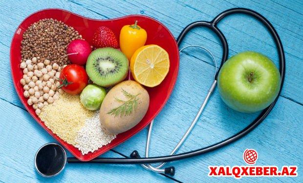 Bu qidalar xolesterolu stabilləşdirir — SİYAHI