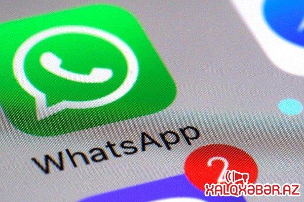 """""""WhatsApp""""dan QADAĞA"""