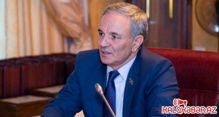Prezident Əflatun Amaşova medal verdi