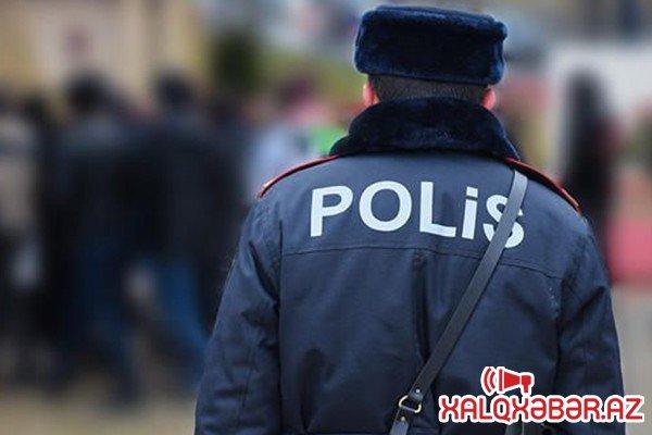 Rüşvət alan polis əməkdaşı həbs edildi - Azərbaycanda