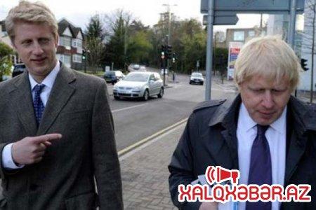 Boris Consonun qardaşı istefa verdi