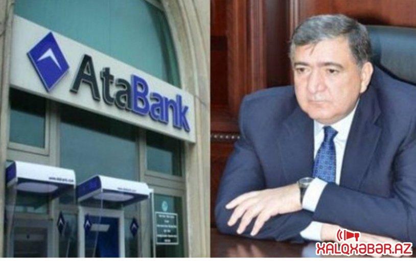 Keçmiş nazirin bankı üç filialını bağladı - Palata AtaBanka yoxlama göndərdi