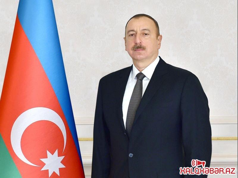 İlham Əliyev Albaniya prezidentinə başsağlığı verdi